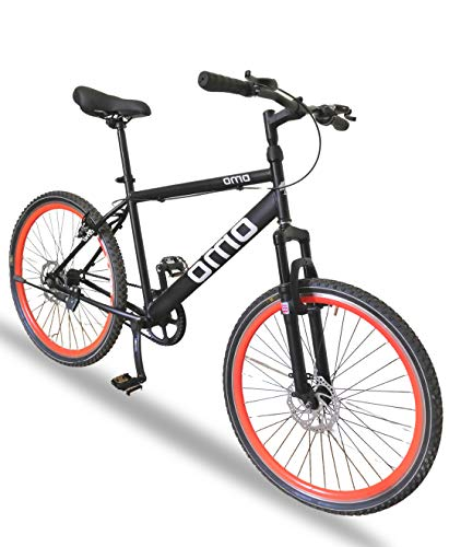 Omobikes Manali G.1 | Lightweight | Fast Light Weight Hybrid Cycle...