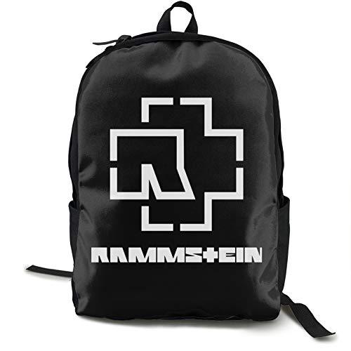 Ram_Mstein Laptop-Rucksack, Business-Reiserucksack, wasserabweisend, Laptop-Rucksack, Anti-Diebstahl-Rucksack für Damen und Herren