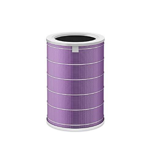 Accesorios y Repuestos para Purificadores De Aire Filtro de purificador de Aire Reemplazo de Filtro HEPA Compatible con Xiaomi 1/2/2S / 3/3H Purificador de Filtro HEPA electrostático Anti pm2.5 Form