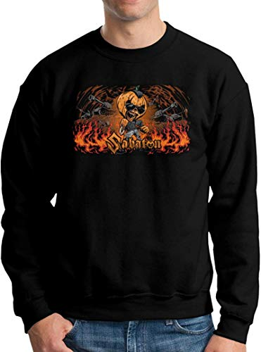 Sabaton Helloween Men's Hoodie Sweatshirt Warm Sports Shirt