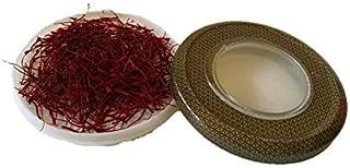 BKTRON Organic Saffron, Net wt.: Case Pack of 10 X 0.5 Gram