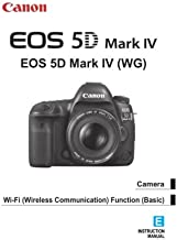 Canon EOS 5D Mark IV Instruction Manual