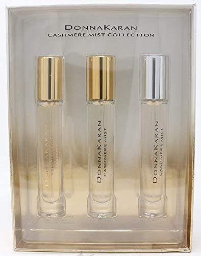 Donna Karan Cashmere Mist Collection Spray Trio