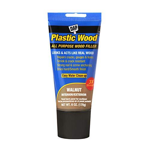 Best dap plastic wood filler