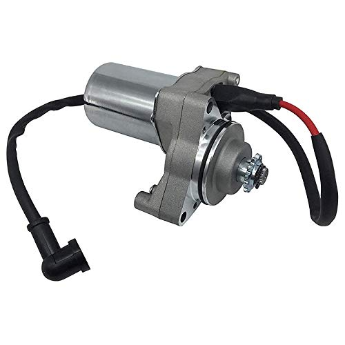 Huante Motor de Arranque de 3 Tornillos para 50Cc 90CC 110CC 125CC ATV Quad Dirt Bikes TaoTao Moto Roketa Sunl Coolster