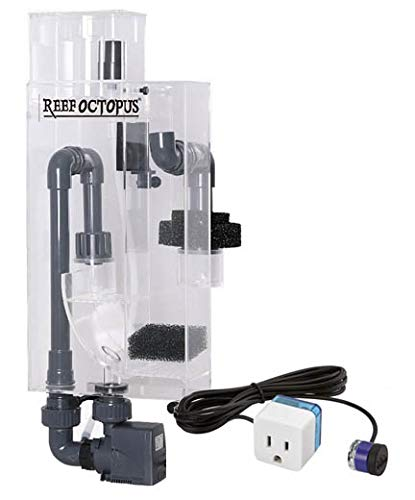 Reef Octopus Classic BH-1000 Protein Skimmer & Smart Skimmer Security Overflow Protector Bundle