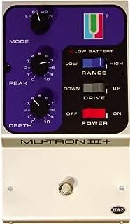 mu tron envelope filter pedal