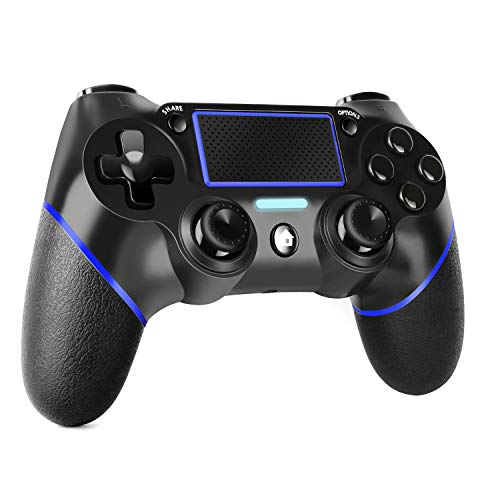 JAMSWALL PS4 Controller Wireless DUALSHOCK 4 Wireless Controller Gamepad Remote Joystick for Playstation 4/Pro/Slim/PC Windows