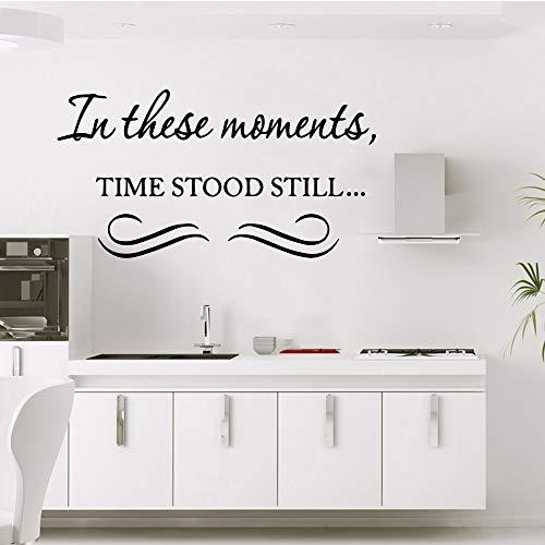 En este momento, sigue siendo la oficina en el hogar sala de estar oficina escuela decoración pegatina etiqueta de la pared28cm X 52cm