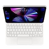 """Apple Magic Keyboard (per iPadPro11"""" - terzagenerazione eiPadAir - quarta generazione) - Italiano - bianco"""