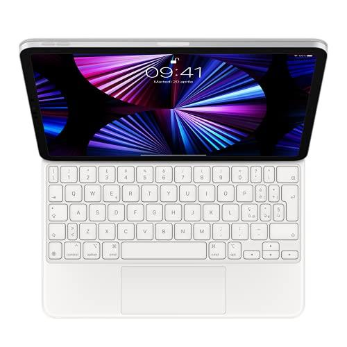 Apple Magic Keyboard (per iPadPro11' - terzagenerazione eiPadAir - quarta generazione) - Italiano - bianco