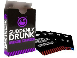 Breaking Games Suddenly Drunk: Hardcore Expansion