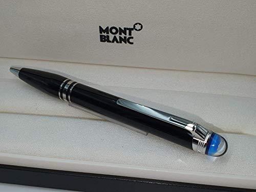 Montblanc Starwalker Resin Line mit blauer Kappe No 118848 Kugelschreiber 2019