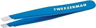 Tweezerman Mini Slant Tweezer, Bahama Blue