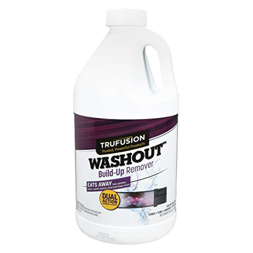 Washout 10966 | Drain Cleaner Build-Up Remover |Enzymes...