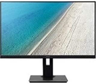 "Acer B277K 27"" 4K UHD LED LCD Monitor - 16:9 - Black - in-Plane Switching (IPS) Technology - 3840 x 2160-1.07 Billion Colors - Adaptive Sync - 300 Nit - 4 ms GTG - 60 Hz Refresh Rate - 2 Speake"
