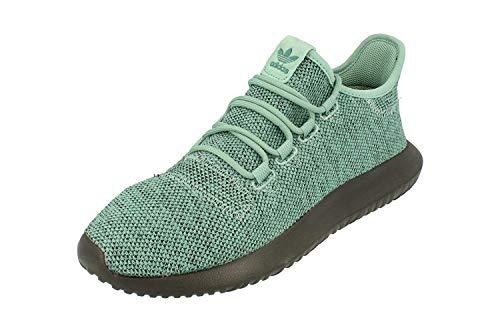 adidas Tubular Shadow Herren Schuhe Freizeit Sneaker (46 2/3, Green Black Ac8106)