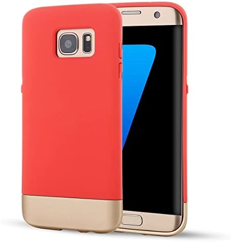 Shockproof Hybrid Rugged Rubber Hard Cover Case for Samsung Galaxy S7 S 7 Samsung Galaxy S7 product image