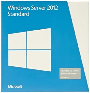 Microsoft Windows Server CAL 2012 English MLP 20 User CAL 2012