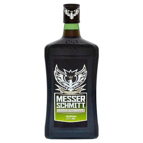Messer Schmitt Herbal Schnapps, 70cl