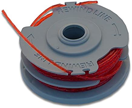 Flymo FLY021 Double Line Autofeed Spool and Line - Red