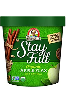 Dr. McDougall's Right Foods Hot Cereal, (Pack of 6)