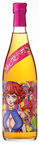 【蔵元直送】光武酒造場 はちみつ梅酒 キューティーハニー 瓶 720ml×6本入