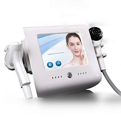 Anti Aging Beauty Maschine, Unterdruck & Radiofrequenz & Einfrieren Gesichtsmassagegerät zur Lösung der gelben Haut Lose Haut Falten Haut, Hautverbesserung Beauty Instrument(EU)