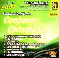 Karaoke Latin Stars by Conjunto Quisqueya K