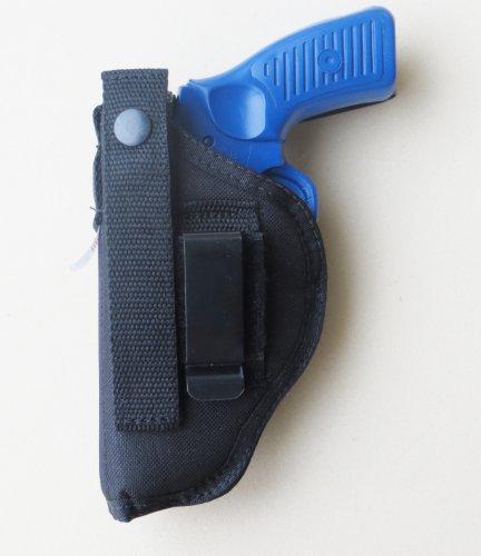 Holster for Ruger SP101 - 3' Clip-on or Belt Loop