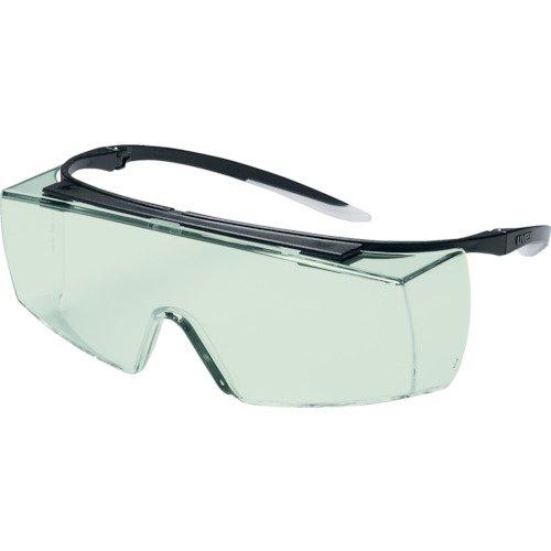 Uvex Überbrille 9169 f OTG variomatic, schwarz, Scheibe aus Polycarbonat, Scheibenfarbe: leicht grün