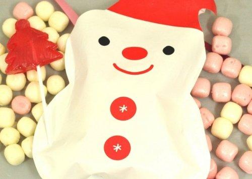 クリスマス スノーマンパックキャンディ 4ケース(80個入り)