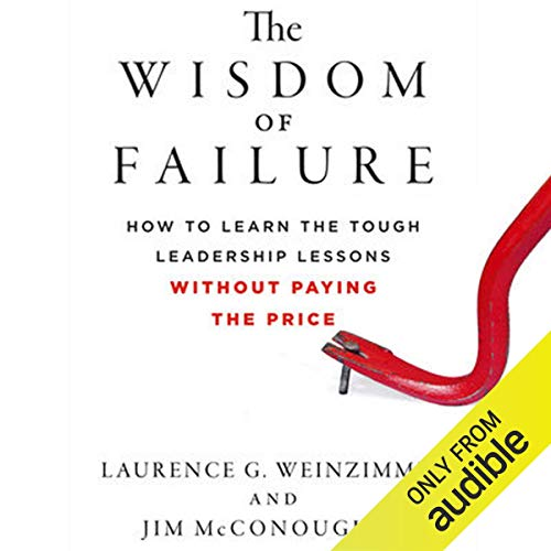 The Wisdom of Failure copertina