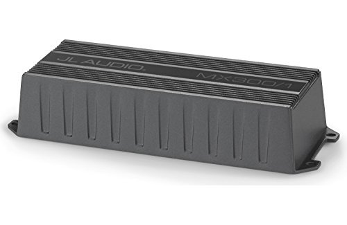 JL Audio MX300/1 Marine Powersports Full-Range Mono Amplifier — 300 watts RMS x 1 at 2 ohms