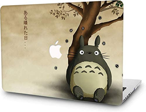 RQTX Laptop Case for MacBook Pro 13 inch 2020 Release Matte Universe Anime Cartoon Plastic Hard product image