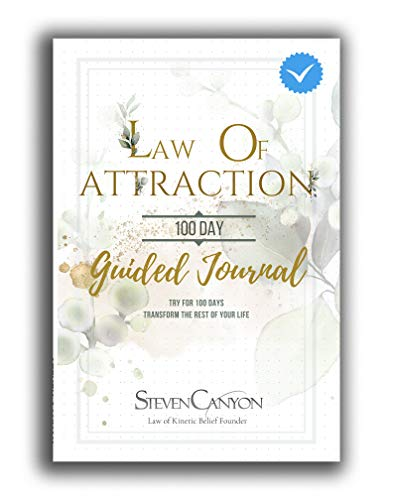 100-Day Guided MANIFESTATION JOURNAL, 227 Premium Color & Fully Illustrated/Manifest ANYTHING you desire/Become a powerful magnet for anything you can think or imagine, PROVEN SUCCESS