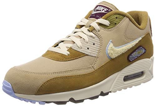 Tênis Nike Air Max 90 Premium Se Chenille Swoosh Pack (41)
