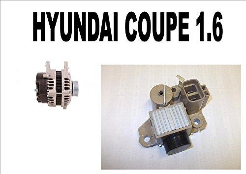 Regulador alternador para Hyundai Coupe 1.6 2.0 Coupe 1996 1997 1998 1999...