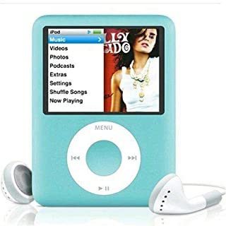 M-Player iPod Nano 3rd Generation (8GB, Blue)