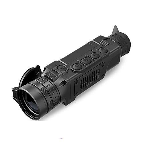 JDUEFD Professional Wärmebildkamera Kompaktes Nachtsichtgerät Tracker HD Digital Thermokamera Leichtgewicht IR mit Infrarotstrahler, WiFi Remote Verbindung Reichweite 1800m