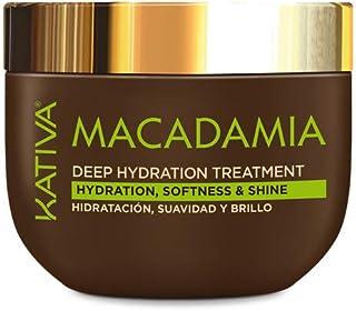 Kativa Macadamia Deep Hydration Treatment 250 ml