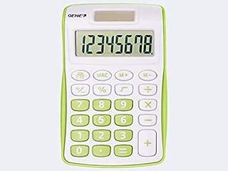 Naisicatar 12 cifre Calcolatrice da tavolo Jumbo Grandi Pulsanti solare per il desktop finanziario di contabilit/à degli strumenti Strumenti e decorazioni