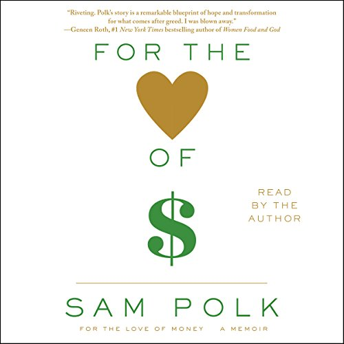 For the Love of Money audiobook cover art