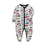 Keliela-Baby Shop Ropa Bebé Cute Estampado Pelele Niños Niñas Invierno Bebe Recien Nacido Conjunto Bebes Ropas Manga Larga Pijama Bodies Bebe Body Disfraz Algodón