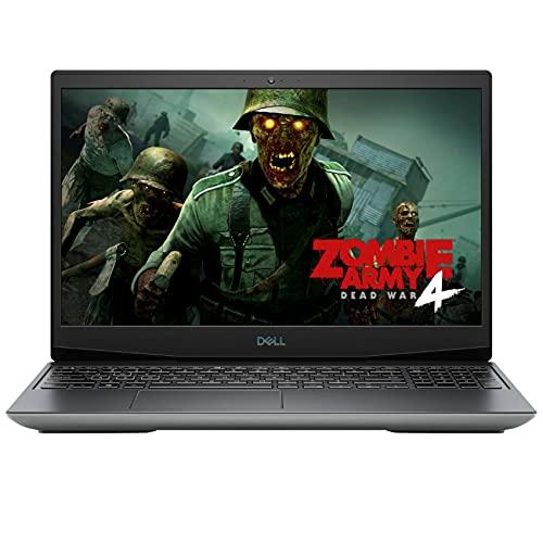 "Dell G5 15 SE AMD Radeon RX 5600M 6GB 15.6"" 120Hz FHD Gaming Laptop Computer_ Hexa-Core AMD Ryzen 5 4600H (Beat i5-10300H)_ 16GB DDR4 RAM_ 512GB PCIe SSD_ WiFi 6_ RGB Backlit Keyboard_ Windows 10"