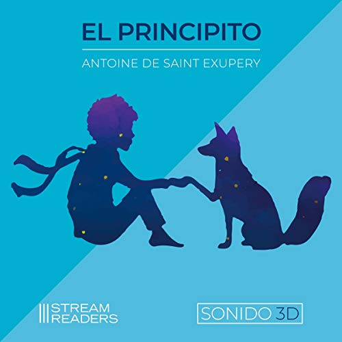 El Principito audiobook cover art