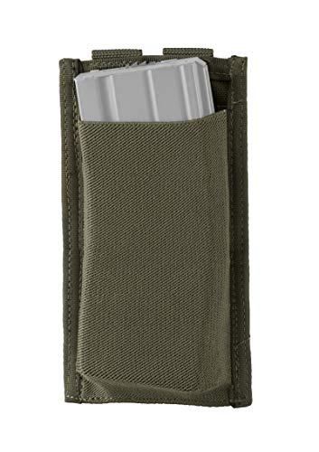 Defcon 5 bolsillos elásticos de bajo perfil para cargador de muelles M4 5.56 individual OD D5-M4LPSP OD