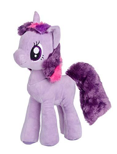 Meine kleinen Ponys My Little Pony Plüschtier Kuscheltier Twilight Sparkel 27 cm (Lila-Twilight Sparkle)