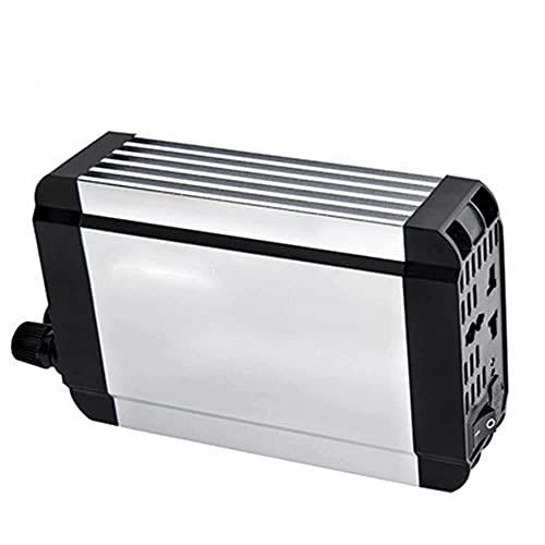 BJH Inversor 12V24V a 220V Coche casa Coche de Alta Potencia 500W convertidor de Carga de batería Toma de mechero de Coche (300w 24Vto220V)