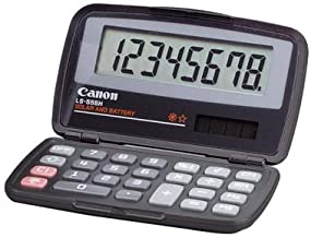 CNMLS555H - Canon LS555H Wallet Calculator